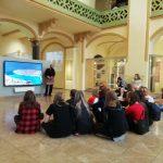 Exkurze druhých ročníků do pražského Židovského muzea